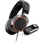 Наушники с микрофоном Steelseries Arctis Pro + GameDAC черный (61453)