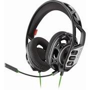 Наушники с микрофоном Plantronics RIG 300 HX черный/зеленый (211835-05)