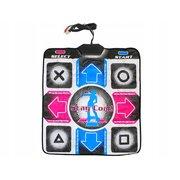 Танцевальный коврик 32 bit single PC/TV dual-use Dance mat Wireless
