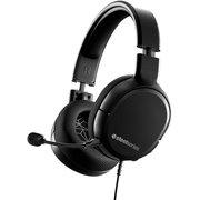 Наушники с микрофоном Steelseries Arctis 1 черный (61512)
