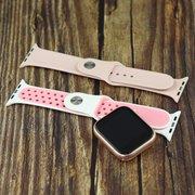 Смарт часы I5 розовое золото