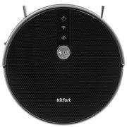 Пылесос-робот Kitfort KT-545 черный