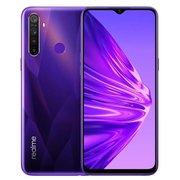 Смартфон Realme 5 (3+64) фиолетовый кристалл