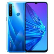Смартфон Realme 5 (3+64) синий кристалл