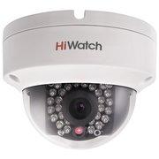 Видеокамера IP Hikvision HiWatch DS-I122 8-8мм белый