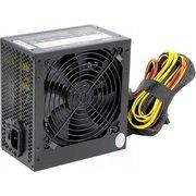Блок питания HIPER HPA-500 (ATX 2.31, 500W, Active PFC, 80Plus, 120mm fan, black) BOX