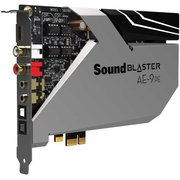 Звуковая карта Creative PCI-E Sound Blaster АЕ-9 PE (Sound Core3D) 5.1 Ret