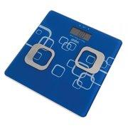 Весы напольные Sinbo SBS 4448 синий/белый