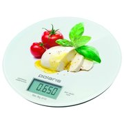 Весы кухонные Polaris PKS 0835DG Caprese рисунок