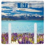 Весы напольные Scarlett SC-BS33ED11 рисунок