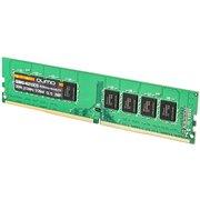 ОЗУ Qumo, CL19, 1.2V, retail (QUM4U-16G2666P19) 16GB DDR4-2666 PC4-21300