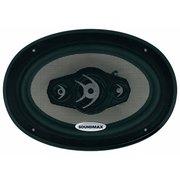 Колонки автомобильные Soundmax SM-CSA694