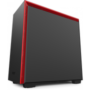 Корпус NZXT H710i CA-H710i-BR черный/красный