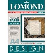 Бумага Lomond 0918041 A4/200г/м2/10л./белый глянцевое кожа для струйной печати