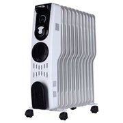 Радиатор масляный Polaris Wave PRE D 1025 белый