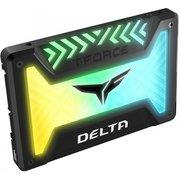 Твердотельный накопитель 250Gb SSD Team Delta RGB (T253TR250G3C313)