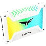 Твердотельный накопитель 250Gb SSD Team Delta RGB (T253TR250G3C413)