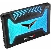 Твердотельный накопитель 500Gb SSD Team Delta S RGB (T253TR500G3C312)