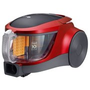 Пылесос LG VK76A09NTCR красный