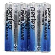 Батарейка Perfeo LR03/4SH Super Alkaline