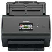 Сканер Brother ADS2800W (ADS2800WUX1) черный