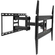 """Кронштейн для телевизора Arm Media COBRA-50 черный 26""""-55"""" до35кг поворотно-выдвижной и наклонный"""