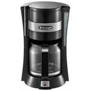Кофеварка капельная Delonghi ICM 15210 черный