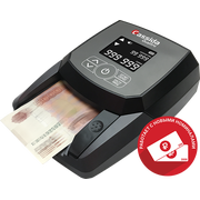 Детектор банкнот Cassida Quattro автоматический рубли