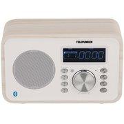 Радиоприемник настольный Telefunken TF-1581UB белый