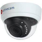 Камера видеонаблюдения ActiveCam AC-H1D1 3.6-3.6мм HD TVI белый