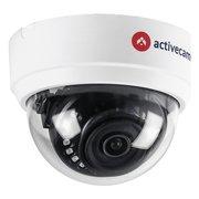 Камера видеонаблюдения ActiveCam AC-H1D1 2.8-2.8мм HD TVI белый