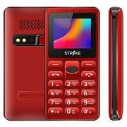 Мобильный телефон Strike S10 Red