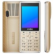 Мобильный телефон Strike M30 Gold