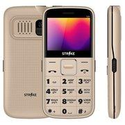 Мобильный телефон Strike S20 Gold