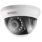 Камера видеонаблюдения Hikvision HiWatch DS-T101 2.8-2.8мм HD TVI белый