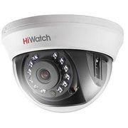 Камера видеонаблюдения Hikvision HiWatch DS-T101 3.6-3.6мм HD TVI белый