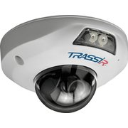 Видеокамера IP Trassir TR-D4111IR1 3.6-3.6мм белый
