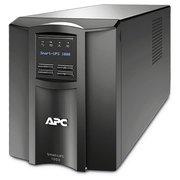 ИБП APC Smart-UPS SMT1000I 700Вт 1000ВА черный