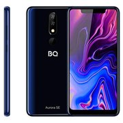 Смартфон BQ 5732L Aurora SE Black+Dark Blue