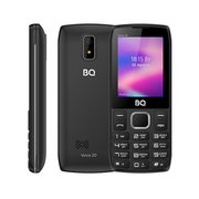 Мобильный телефон BQ 2400L Voice 20 Black+Gray