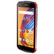 Смартфон Haier Titan T1 Black/Red 16Gb (TD0028546RU)