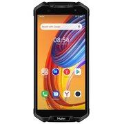 Смартфон Haier Titan T3 Black/Red 16Gb (TD0028548RU)