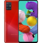 Смартфон Samsung SM-A515F Galaxy A51 2020 64Gb Red (SM-A515FZRMSER)