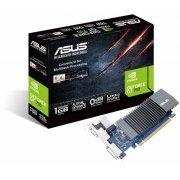 Видеокарта ASUS GeForce GT710 Silent (GT710-SL-1GD5) 1GB 32bit GDDR5 (954/5012) D-SUB/DVI-D/HDMI