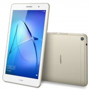 "Планшет Huawei Mediapad T3 KOB-L09 16Gb+LTE /8"" IPS (1280x800)/Gold/MSM8917 4x1.4 GHz/2Gb/5MP&2MP/And7.0/4800mAh"