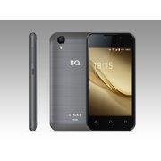 Смартфон BQ BQS-4072 Strike Mini серый матов крышка