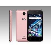 Смартфон BQ BQS-4028 UP розов золото