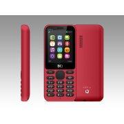 Мобильный телефон BQ BQM-2431 Step L+ красный