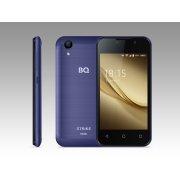 Смартфон BQ BQS-4072 Strike Mini синий матов крышка
