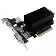 Видеокарта PALIT GeForce GT710 Silent (NEAT7100HD46-2080H) 2GB 64Bit GDDR3 (954/1600) D-SUB/DVI/HDMI